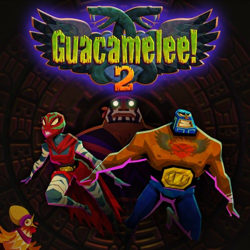 Guacamelee! 2 Cover